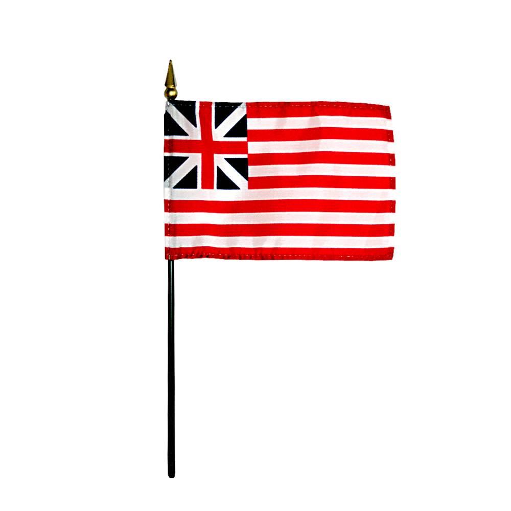 4x6 in Grand Union Stick Flag