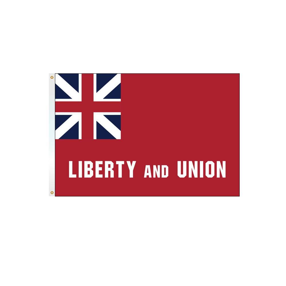 3x5 ft. Taunton Flag