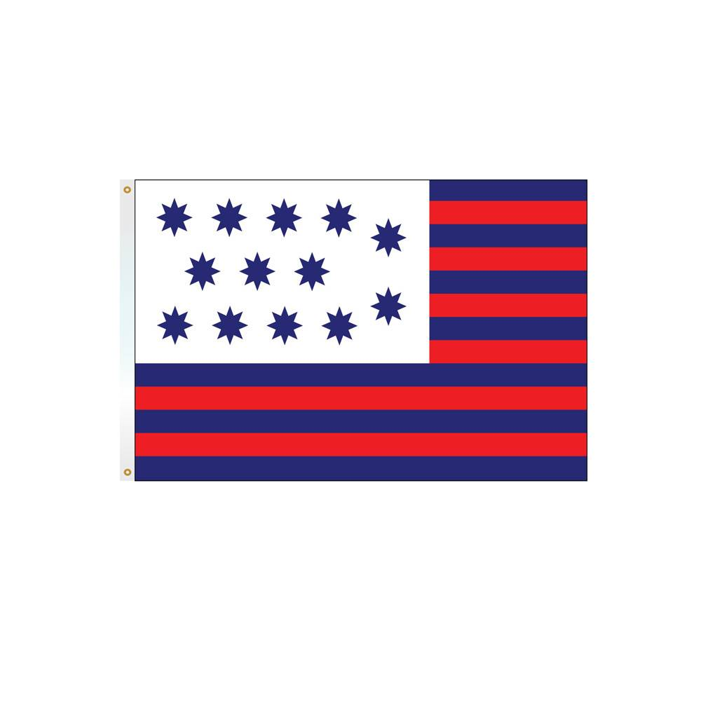 3x5 ft. Guilford Courthouse Flag