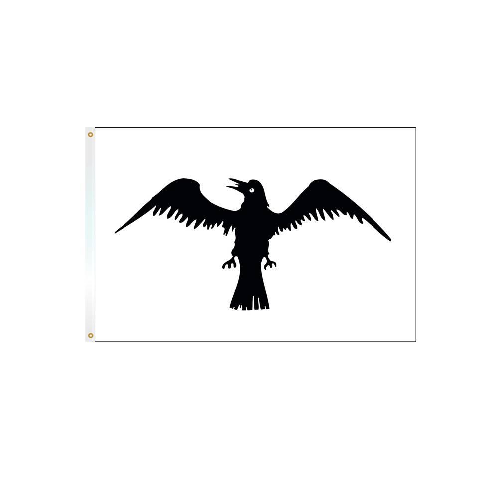 3x5 ft. Raven Flag