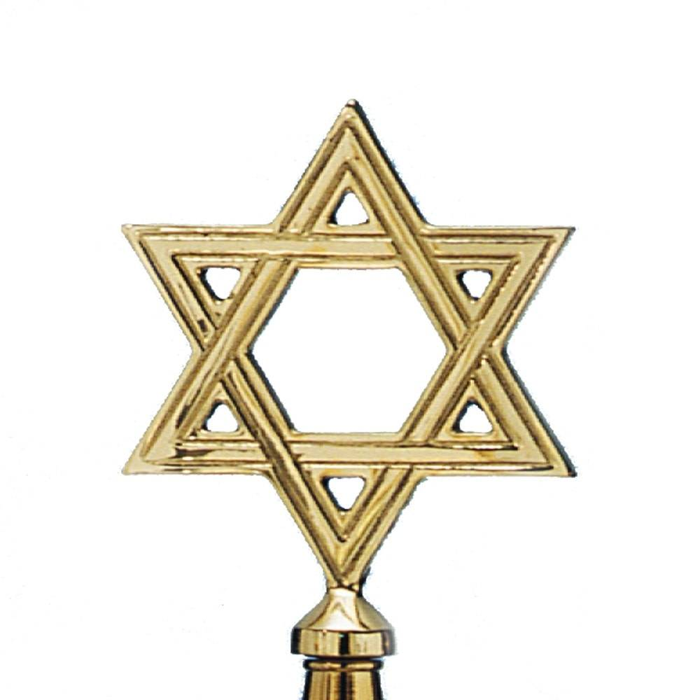 Star of David - Metal
