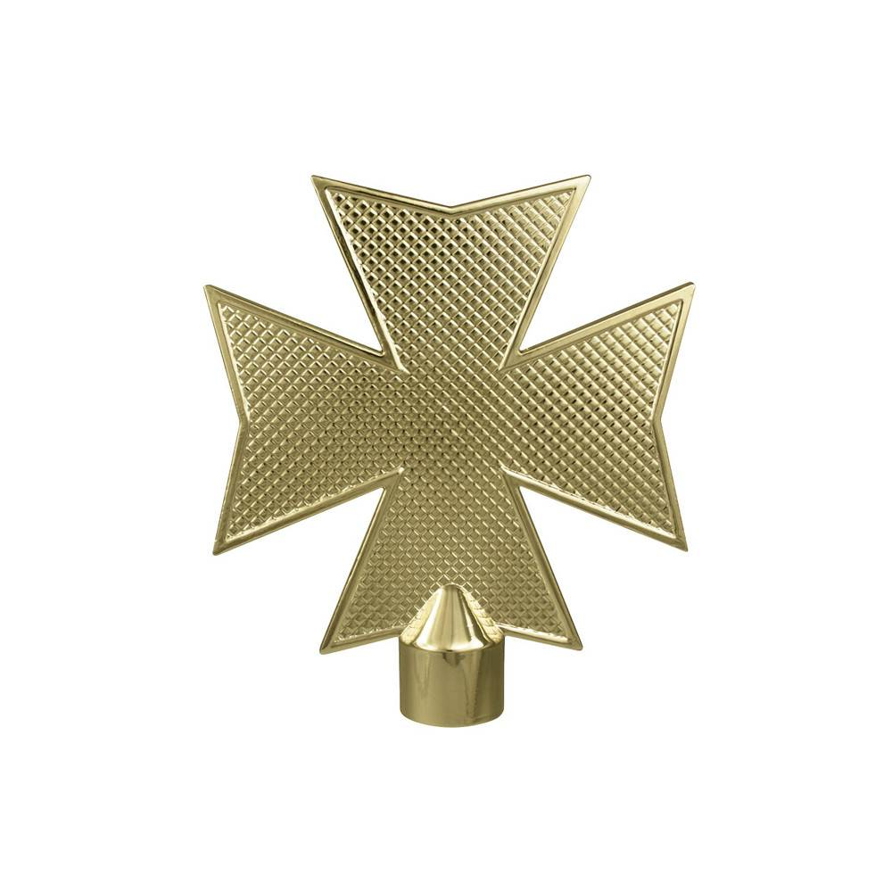 Maltese Cross - Metal