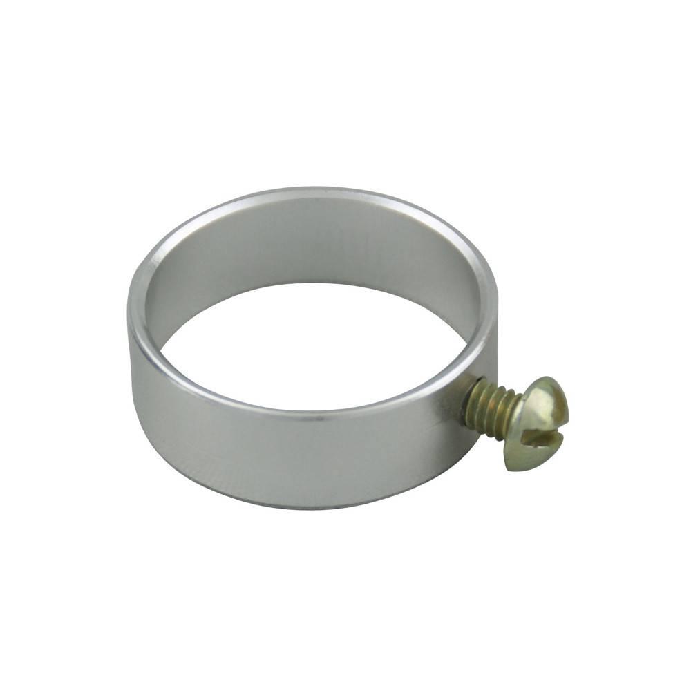 Aluminum Flagpole Ring - Silver