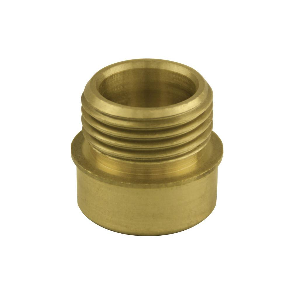 Aluminum Flagpole Adapter for Brass Ornaments
