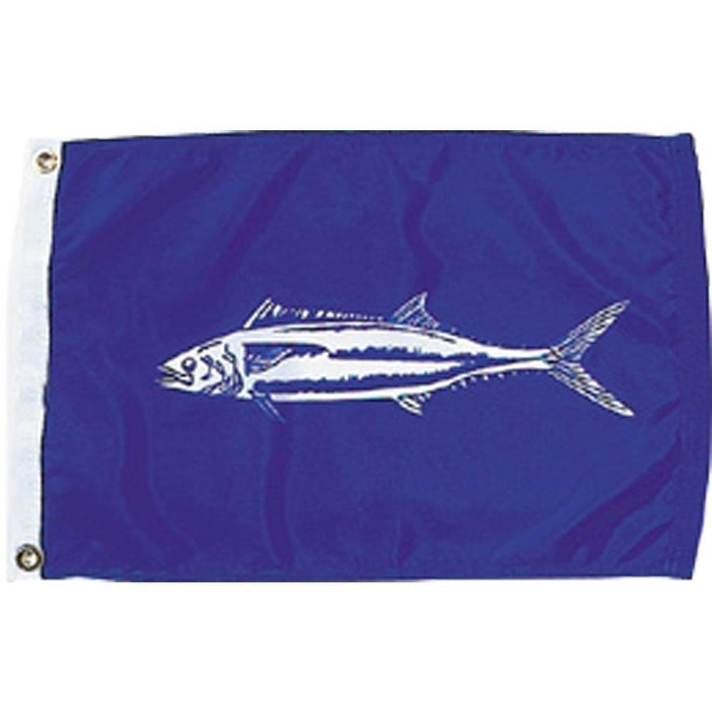 12x18 in. Wahoo Nautical Flag