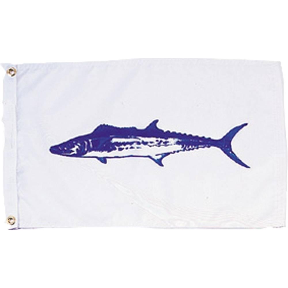 12x18 in. King Mackerel Nautical Flag