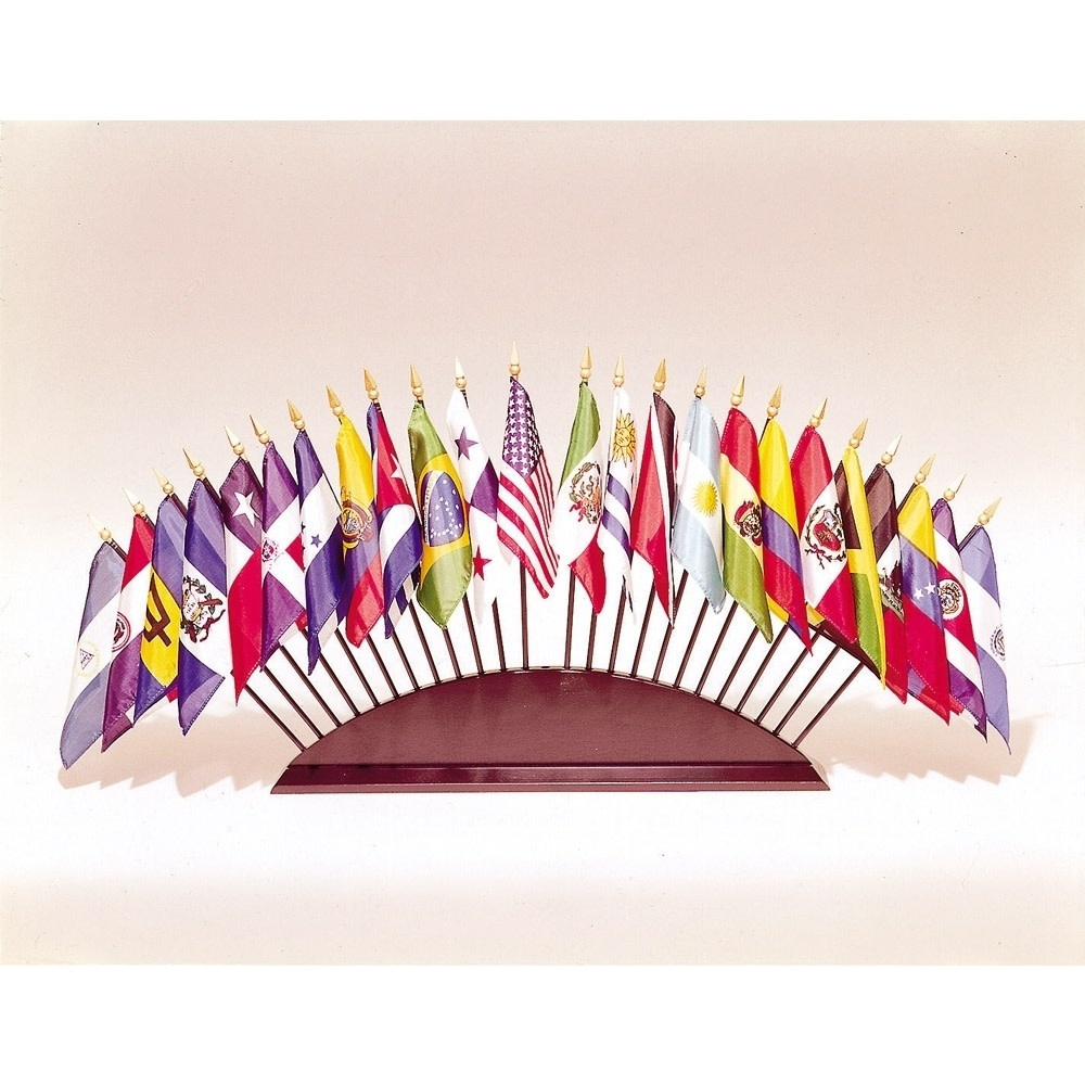 36-hole Stand for 4x6 in. Stick Flags