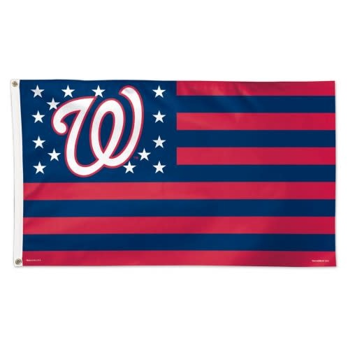 Washington Nationals American Flag
