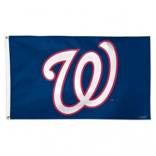 3x5 ft. Blue Washington Nationals Flag