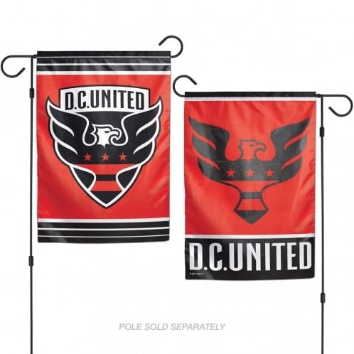 DC United Garden Flag