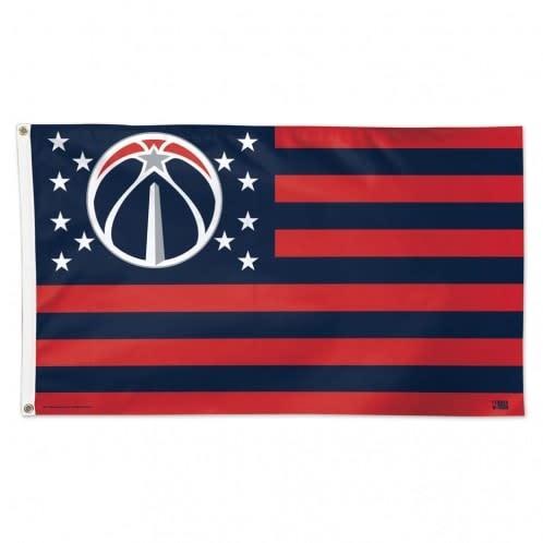 3x5 ft. Washington Wizards American Flag