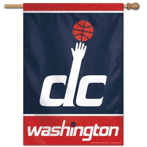 28x40 in. Washington Wizards Banner
