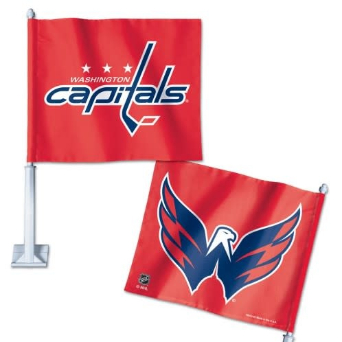 Washington Capitals Auto Flag Set