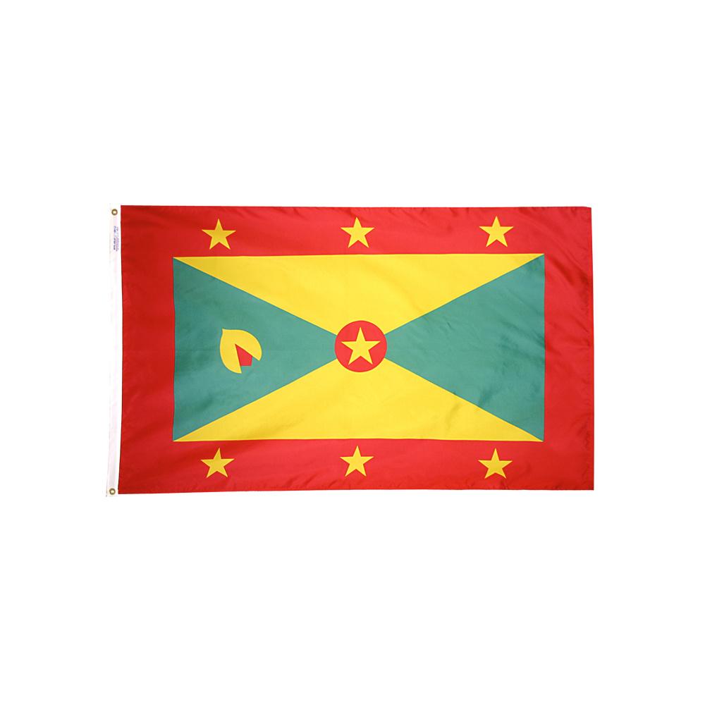 12x18 in. Grenada Nautical Flag