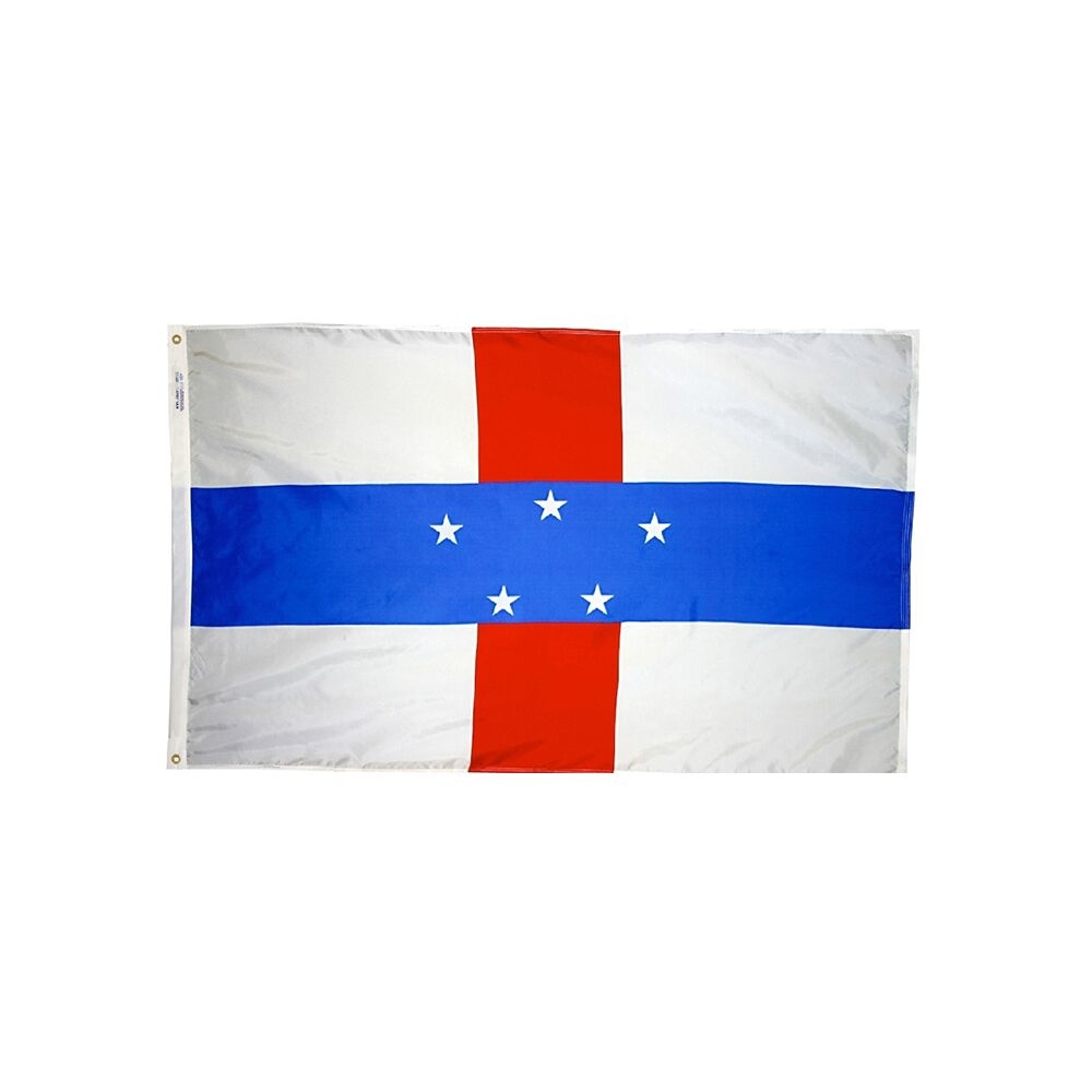 12x18 in. Netherlands Antilles Nautical Flag