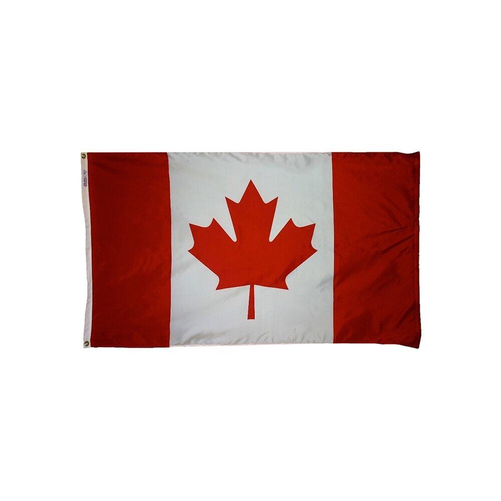 12x18 in. Canada Nautical Flag