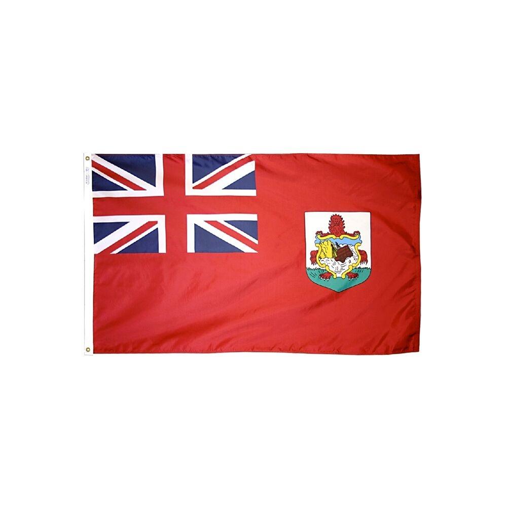 12x18 in. Bermuda Nautical Flag