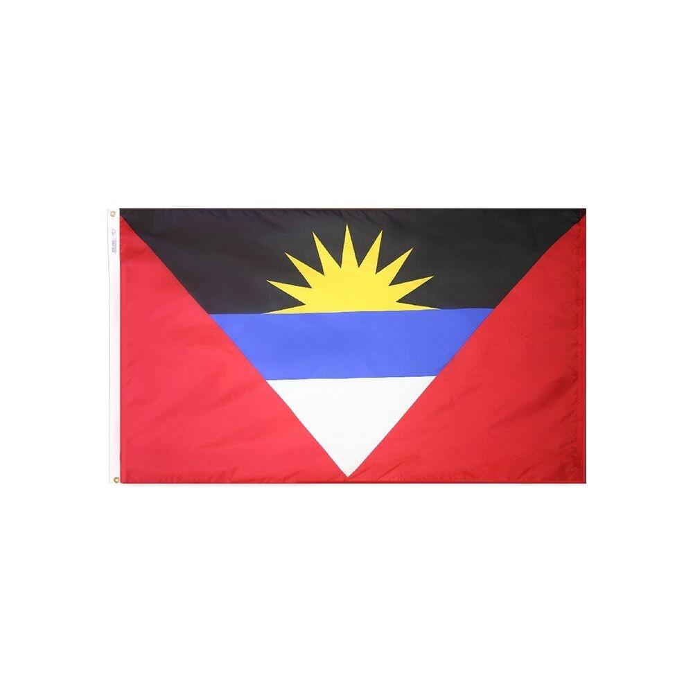 12x18 in. Antigua & Barbuda Nautical Flag