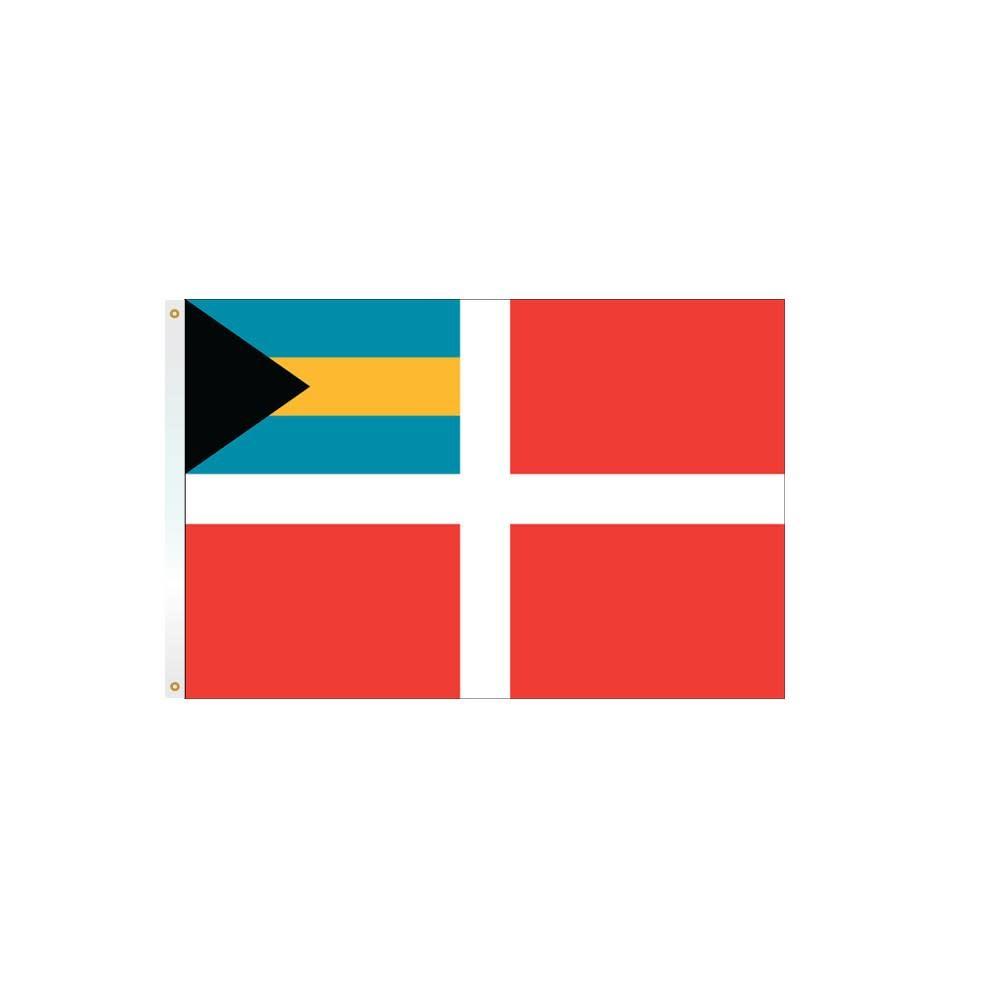 Bahamas Courtesy Flag
