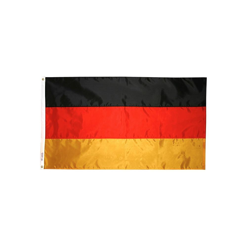 12x18 in. Germany Nautical Flag
