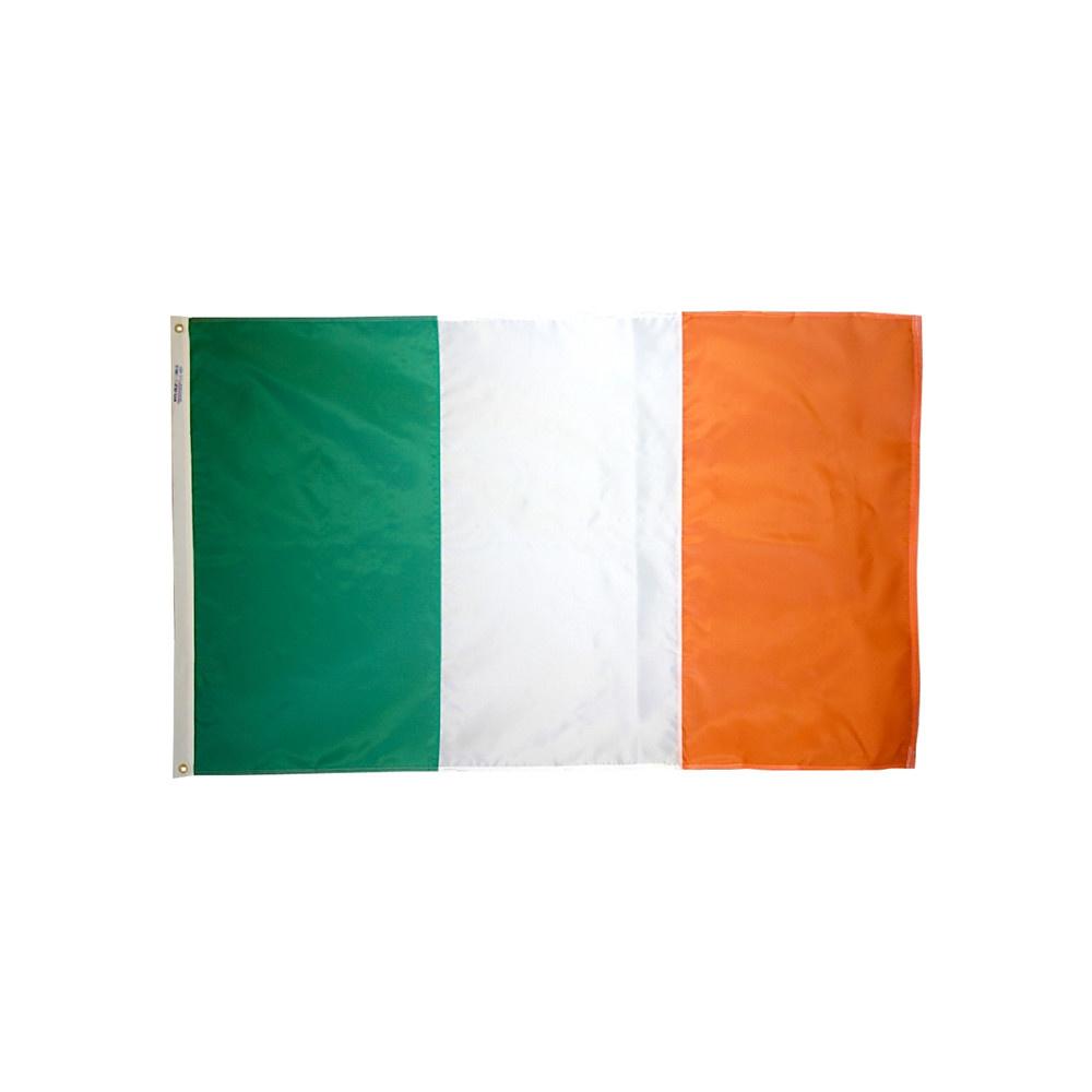 12x18 in. Ireland Nautical Flag