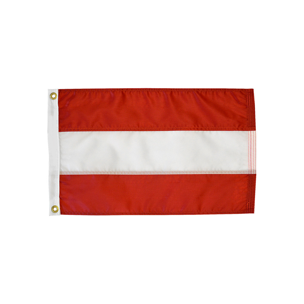 12x18 in. Tahiti Nautical Flag