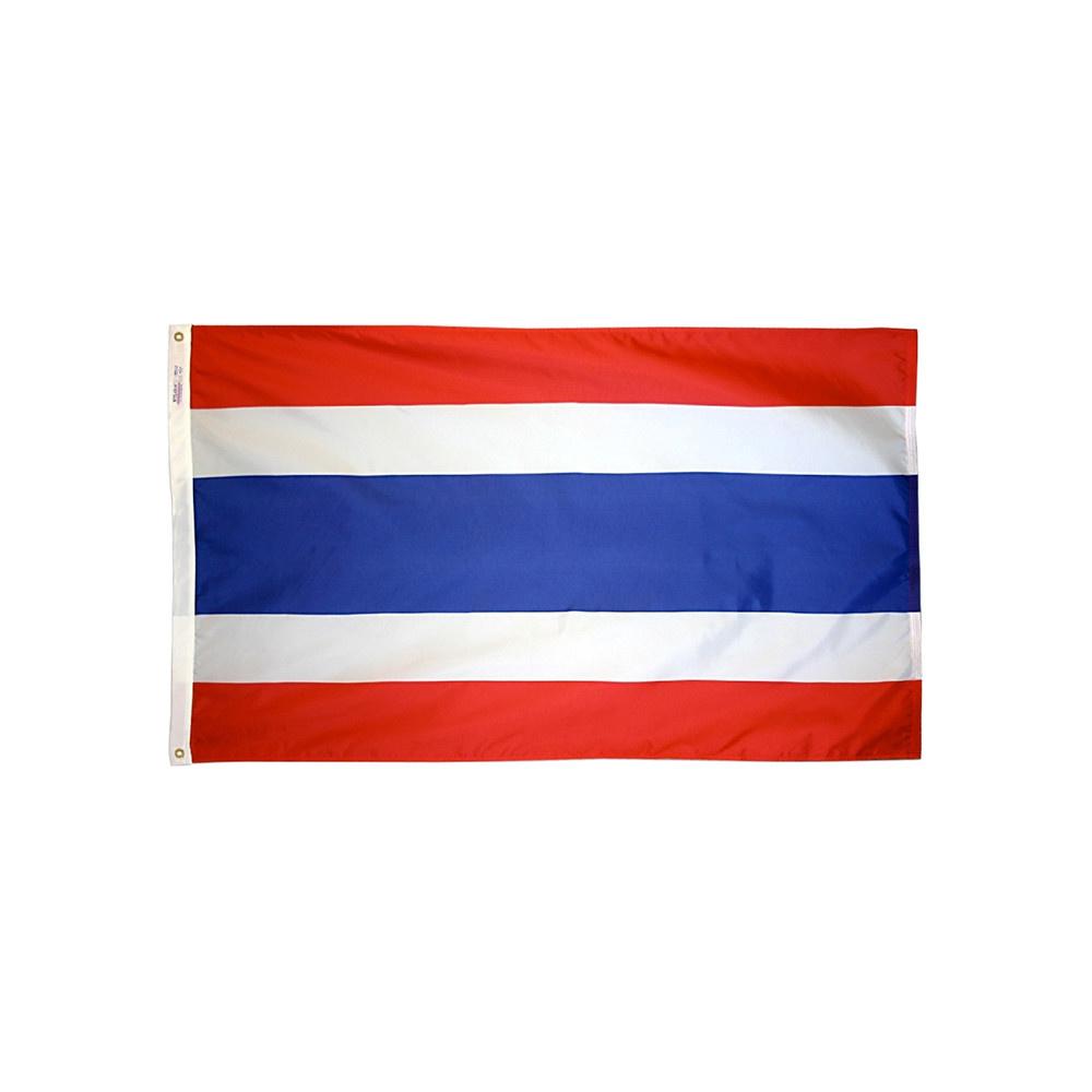 12x18 in. Thailand Nautical Flag
