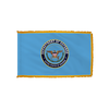 Defense Flag - Indoor/Parade with Polesleeve & Fringe