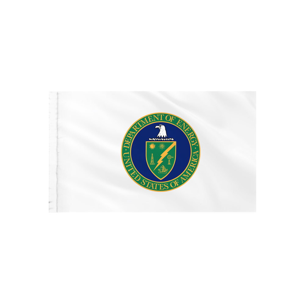 Energy Flag - Indoor/Parade with Polesleeve