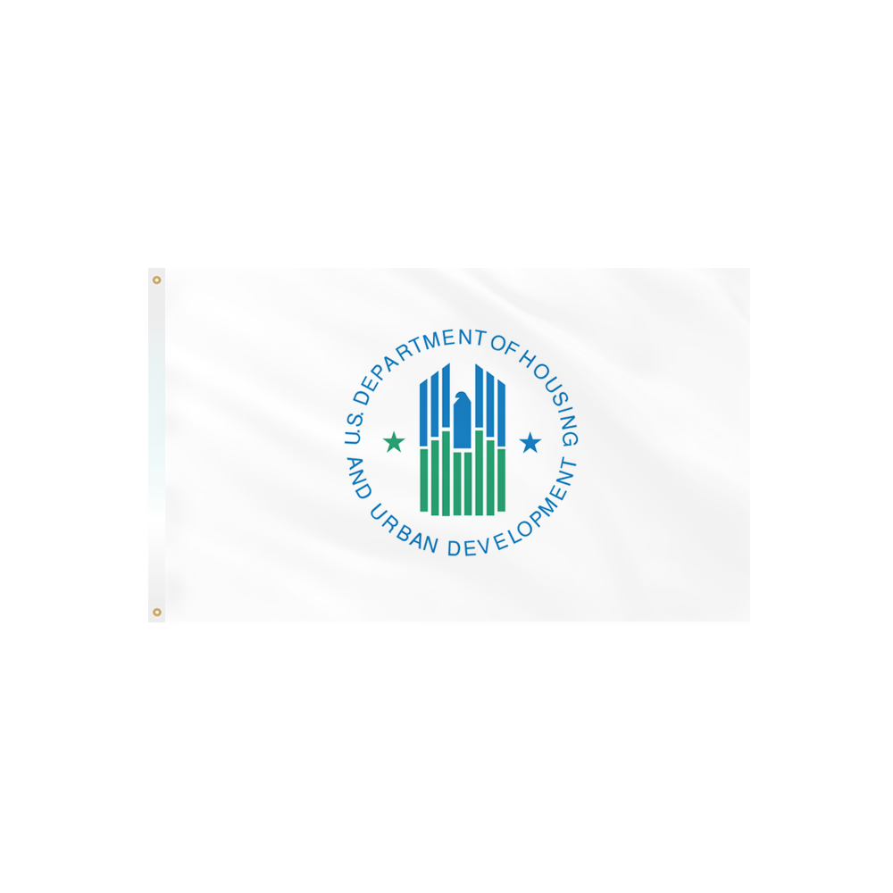Housing & Urban Development Flag - Outdoor