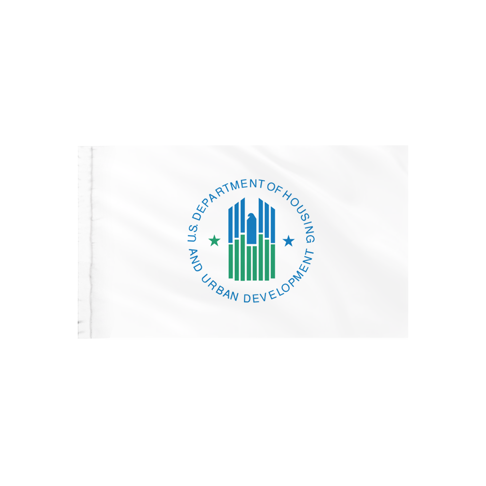Housing & Urban Development Flag - Indoor/Parade with Polesleeve