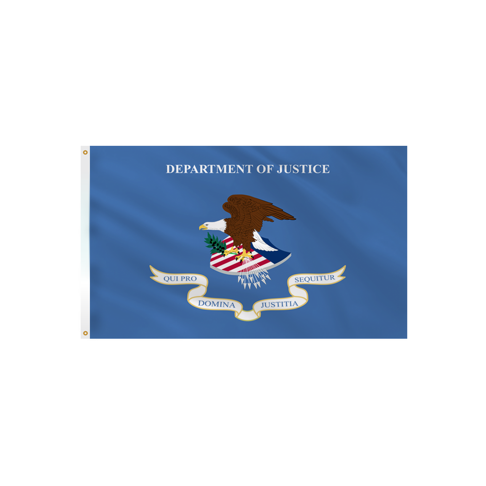 Justice Flag - Outdoor