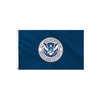 Homeland Security Flag - Indoor/Parade with Polesleeve