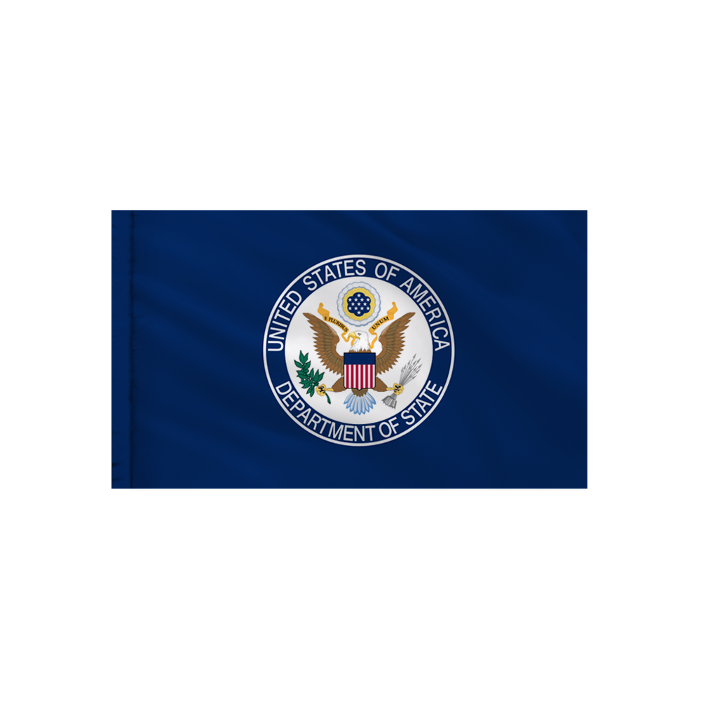 State Flag - Indoor/Parade with Polesleeve