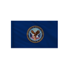 Veterans Administration Flag - Indoor/Parade with Polesleeve