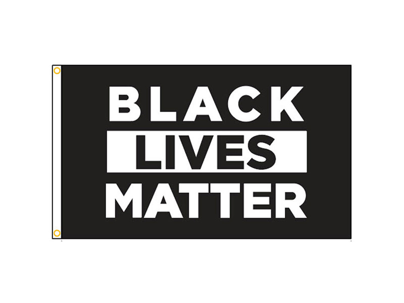 3x5 ft. Black Lives Matter Flag