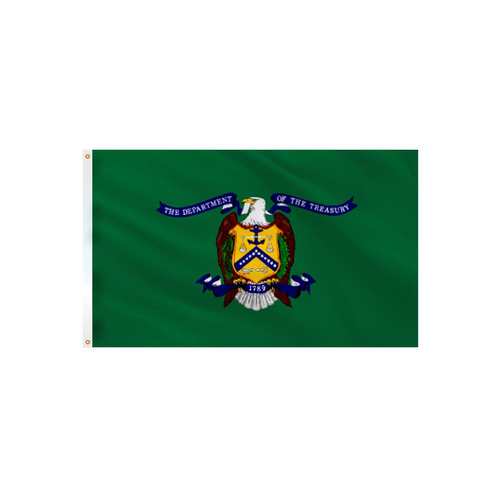 Treasury Flag - Outdoor
