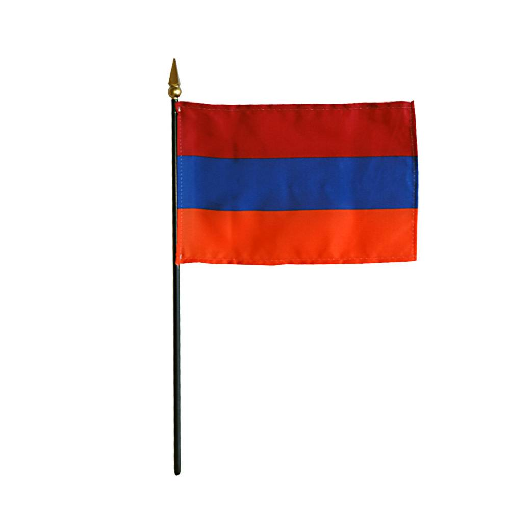 Armenia Stick Flag