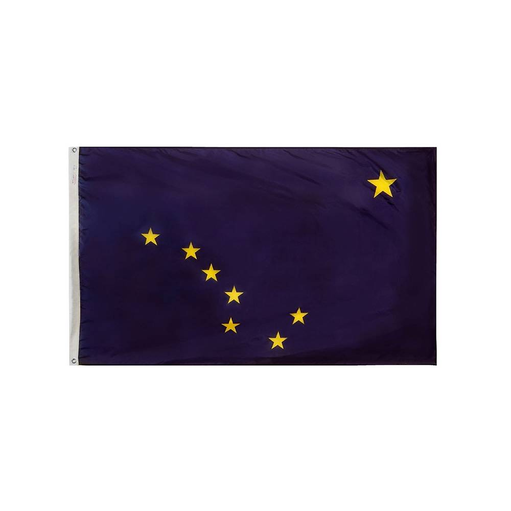 Alaska Flag - All-Weather Nylon