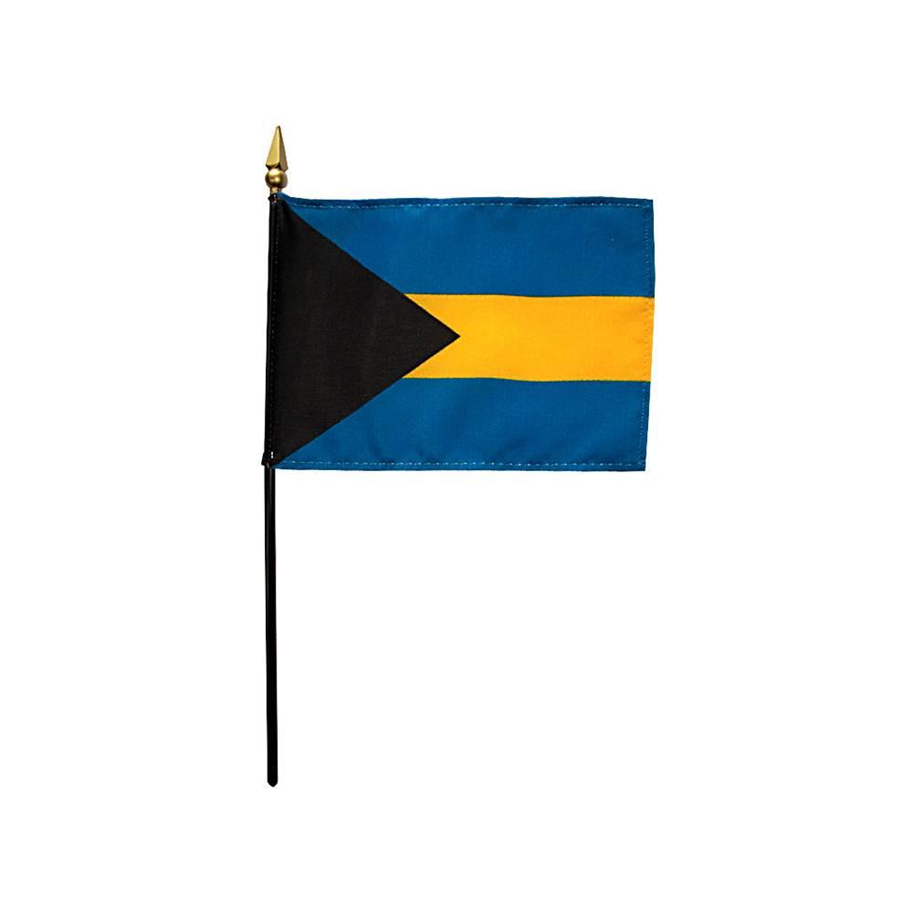 Bahamas Stick Flag