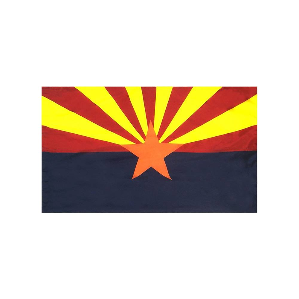 Arizona Flag - Indoor & Parade