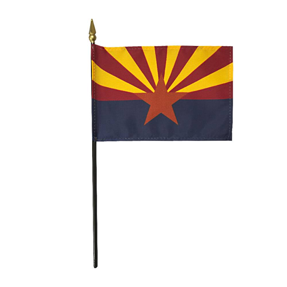 Arizona Stick Flag