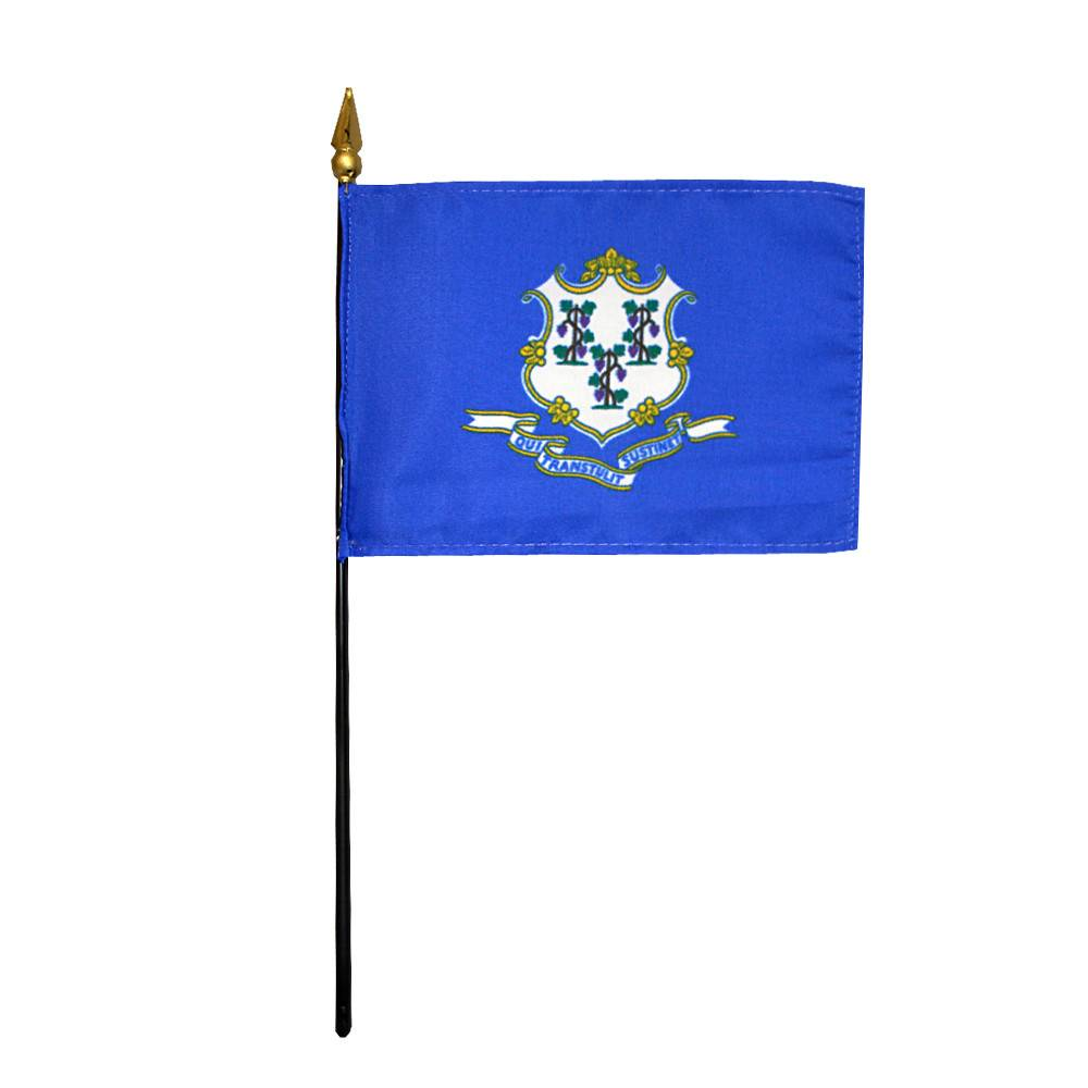 Connecticut Stick Flag