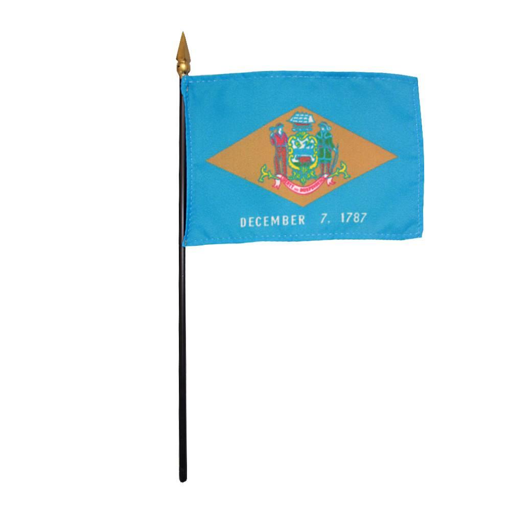 Delaware Stick Flag