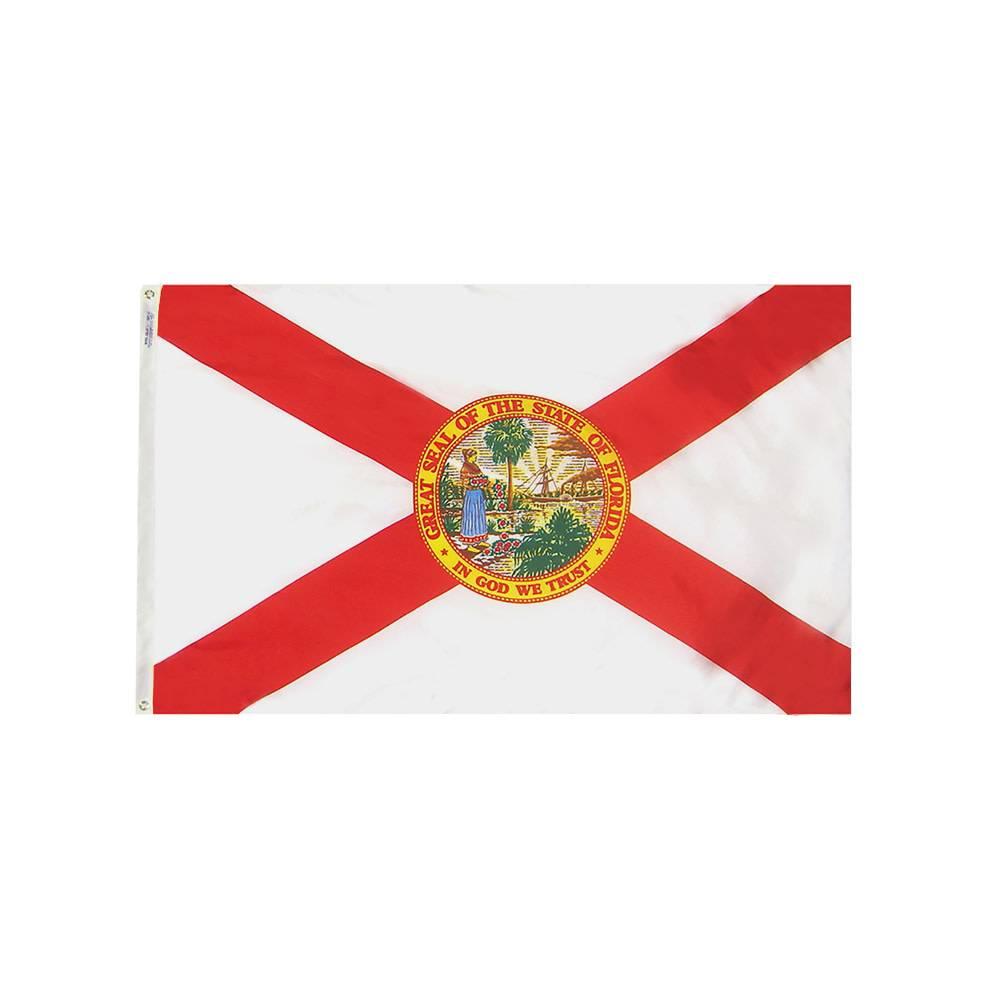 12x18 in. Florida Nautical Flag