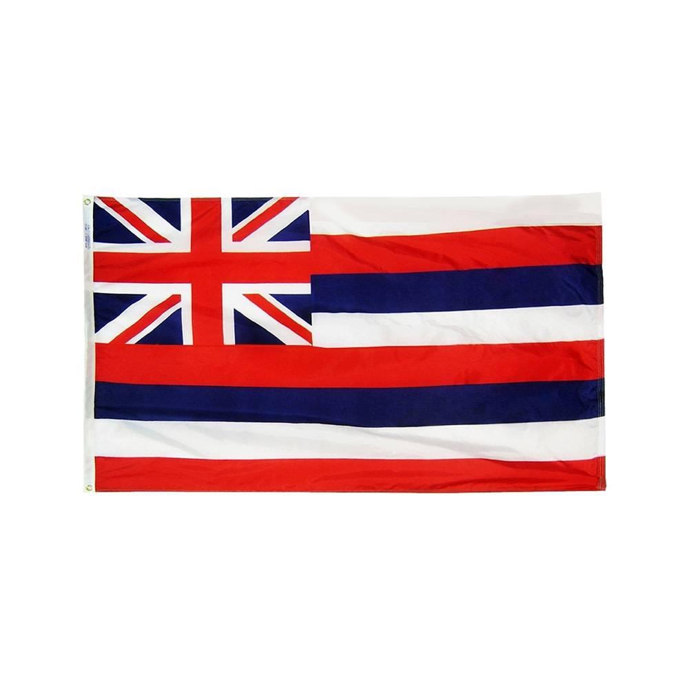 12x18 in. Hawaii Nautical Flag