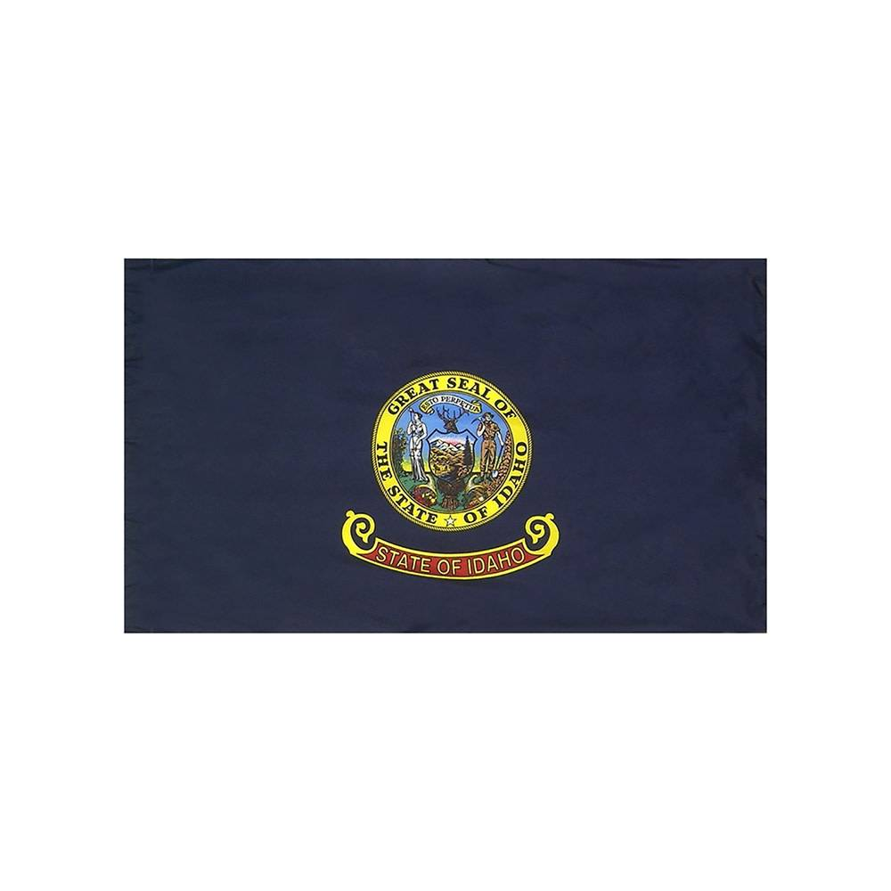 Idaho Flag with Polesleeve