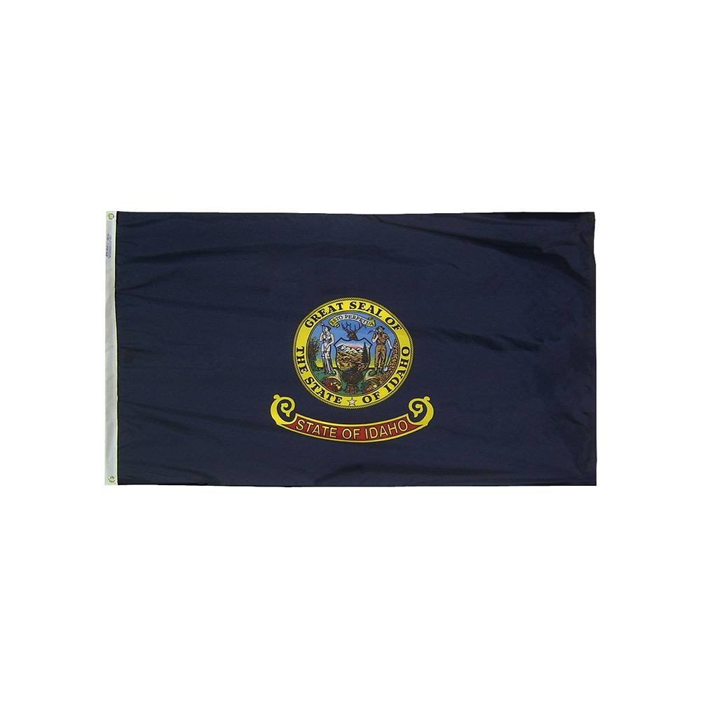 12x18 in. Idaho Nautical Flag