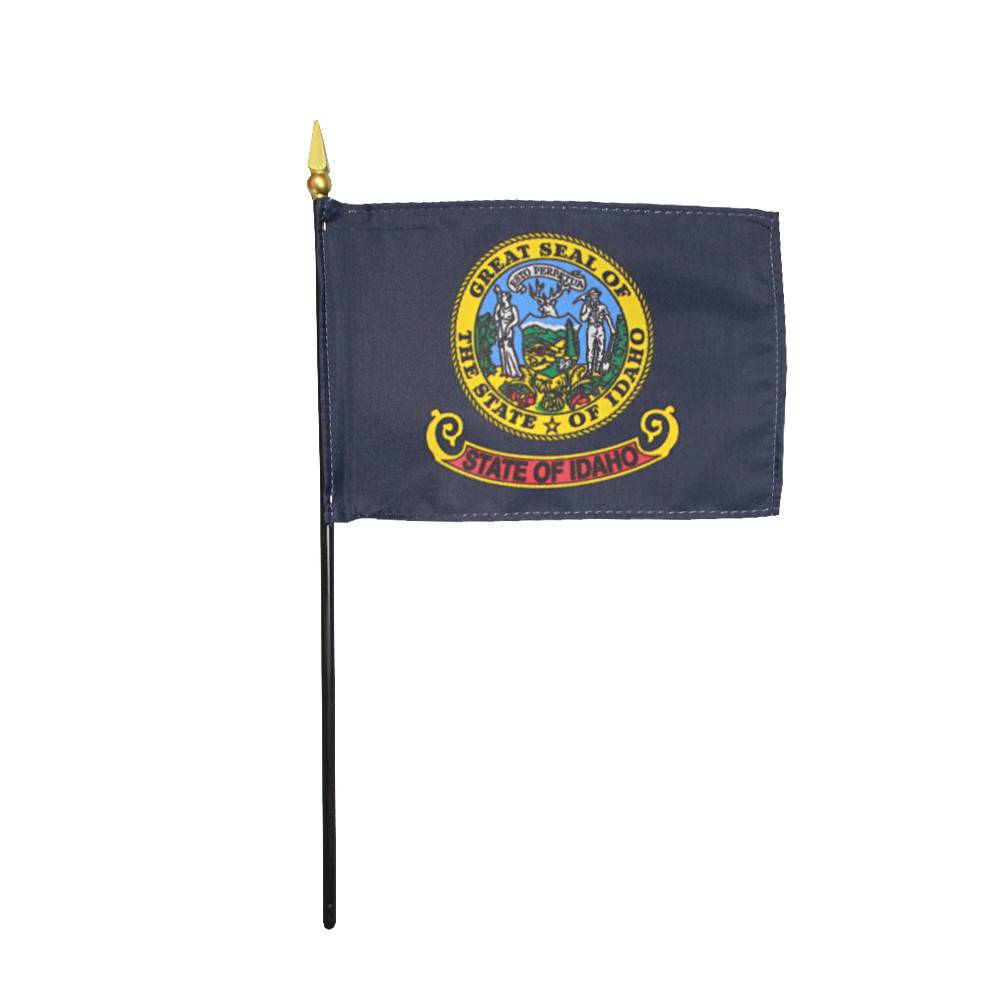 Idaho Stick Flag