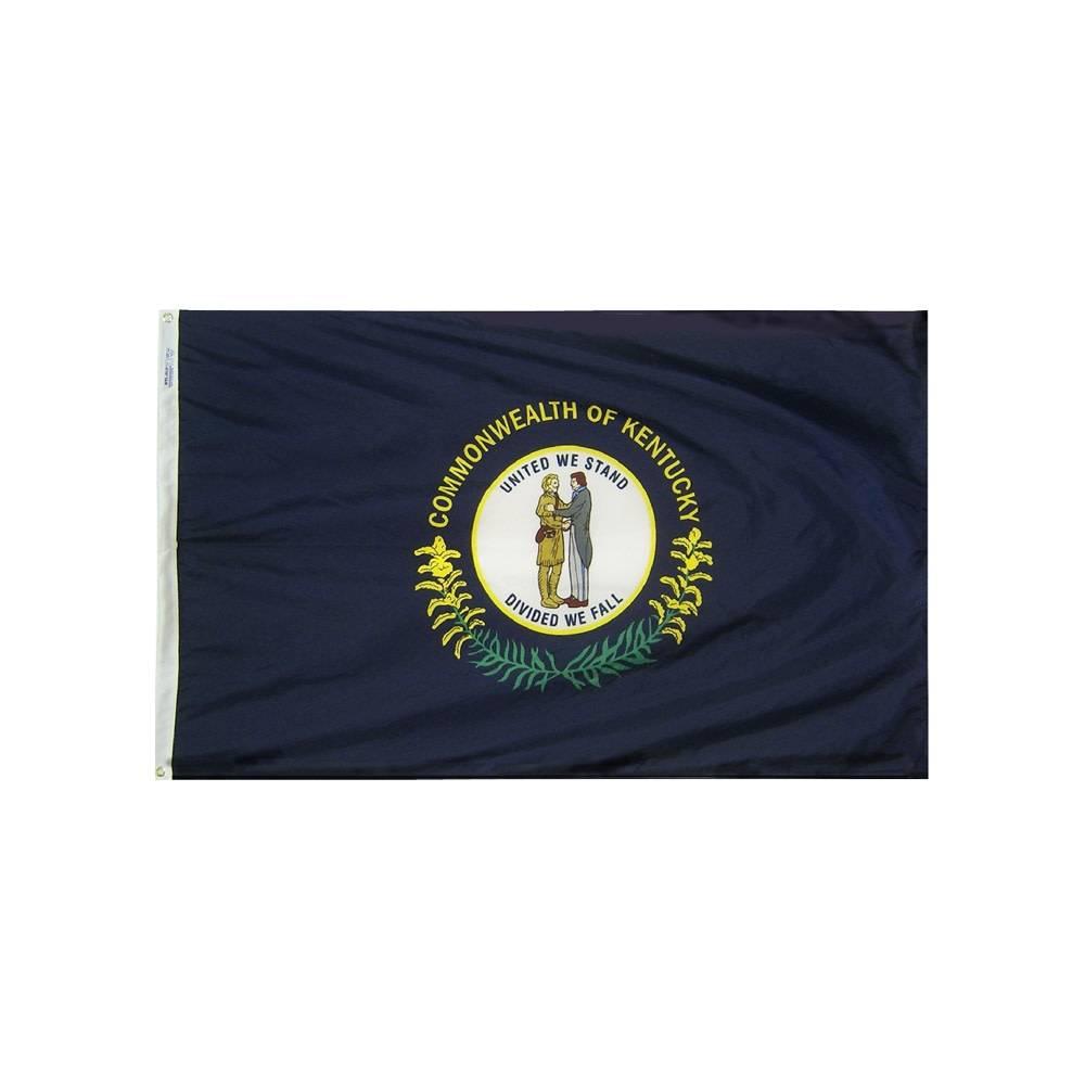 12x18 in. Kentucky Nautical Flag